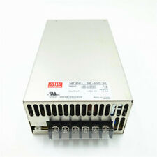 1pc New MEAN WELL Switching Power Supply SE-600-36 600W ( 36V 16.6A )