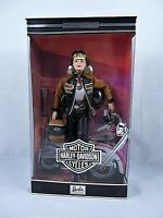 Harley-Davidson Barbie Doll Collector Edition 25637 New In Damaged Box 1999