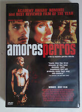 Amores Perros Dvd Lion's Gate 2001 Brand New