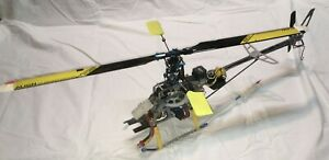Align TREX 450 Helicopter project