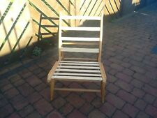 Blonde Elm Ercol 427 Mid Century Chair Danish Style