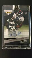 JERRY JEUDY 2020 Panini Instant Football Black Rookie Autograph (ONE OF ONE) !!!