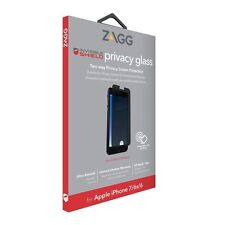 Zagg iPhone 8 / 7 / 6S / 6 InvisibleShield Privacy Glass Screen Protector