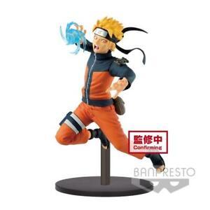 Naruto Shippuden: (A:Naruto Shipaara) Vibration Stars Figure by Banpresto