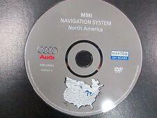 2004-07 Audi A6 S6 Avant Quattro  Navigatio, DVD Map U.S S0023-0070-507