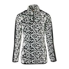 Brunotti Fleece Pullover Jumper Ocelot Women Fleece Black Breathable Warming