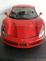Maisto 1:18 Scale Special Edition Diecast Model - Ferrari 488 GTB  RED