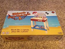 Imagination Generation Wooden Wonders Ultimate Pirate Work Bench