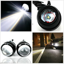2 Pcs Eagle Eye White LED CREE Car Daytime Fog Lights Reversing Lamps For Holden