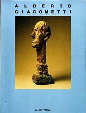 Alberto Giacometti - Fabbri Editori