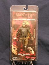 NECA Friday the 13th: Series 2 - Jason Voorhees Action Figure (autographed)