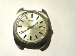 Vintage CITIZEN Automatic Datum 70er 80er Jahre