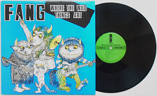 Fang-where the wild things are LP us press Hell 's Kitchen verbalement abuse punk HC