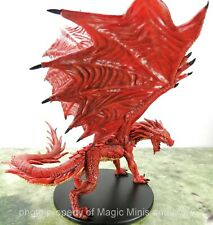 City of Lost Omens ~ ADULT RED DRAGON #45 Pathfinder Battles huge miniature