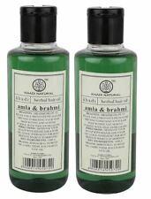 Khadi Natural Amla and Brahmi Herbal Hair Oil, 210ml