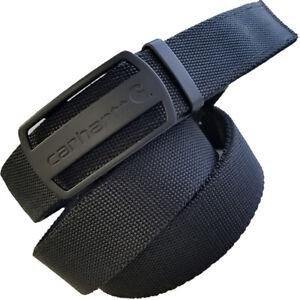 Carhartt Belt Men's Nylon Industrial Work Belt Black