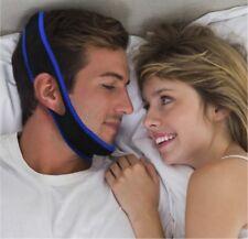 2 x Anti Snoring Chin Jaw Strap Device Treatment Stop Snore Sleep Apnea TMJ Aid
