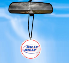 DILLY DILLY REARVIEW MIRROR ORNAMENT - CAR CHARM - CAR ACCESSORY - BUD