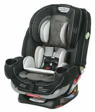 Graco 4Ever Extend2Fit Platinum 4-in-1 Car Seat in Hurley New! Free Shipping!