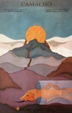 JORGE CAMACHO (1934 Cuba -2011 Paris) Cubain surréalisme FIAC 84 GRAND PALAIS