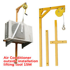 Electrical Equipment Outside Installation Lifting Tool Air Conditioner Bracket