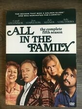 All in the Family - The Complete Fifth Season (DVD, 2009, 3-Disc Set)
