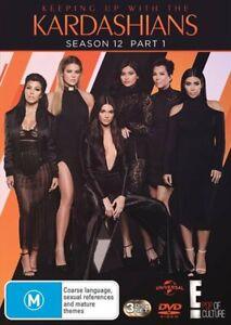 Keeping Up With The Kardashians - Season 12 - Part 1 DVD