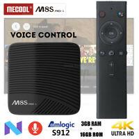 3GB+16GB Mecool M8S PRO L 4K TV Box Media Player Android WiFi Bluetooth 4.1