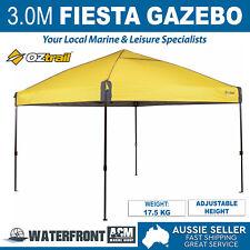 Fiesta Compact 3.0 Gazebo Yellow
