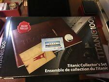 2012  Canada Post, Titanic Collector's Coin, Stamp & Memorabiia Set
