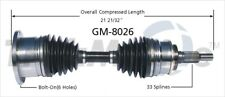 For Chevy Avalanche GMC Sierra 2500 Front Left/Right Axle Shaft SurTrack GM8026