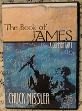 Book of JAMES Christian Bible A Commentary MP3 CD-ROM Missler Verse By Verse 2.5