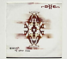 RAFFEN......ENOUGH OF YOUR LIES / UNDERSTONE...MAXI 45T