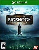 BioShock: The Collection (Microsoft Xbox One, 2016)