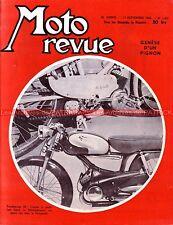 MOTO REVUE 1406 Cyclo Sport 50 AZURETTE NORTON ES2 500 ARIEL VH Alano MONTANARI