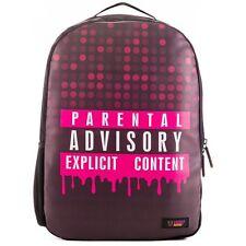 *** Urban Junk 'Naughty' School Backpack - with laptop Sleeve / School Bag ***