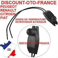 Capteur de température Sonde pour RENAULT CLIO NEUF Rétroviseur extérieur