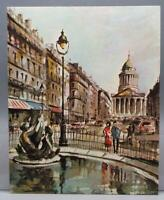Vintage The Madeleine by LeLong Museum Print Editions
