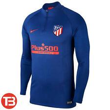 NIKE Atletico Madrid Dry Strike Drill 1/4-Zip Herren Trainings-Top [AO5187-456]
