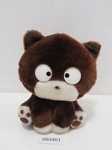 "TAMA & Friends 060401 Cat BEH SEGA 1993 Plush 6"" Stuffed Toy Doll japan"