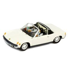 SRC Porsche 914 Street Version Light Ivory ref. 020 04 1:32 Slot Car