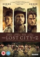 Nuovo The Lost City Of Z DVD