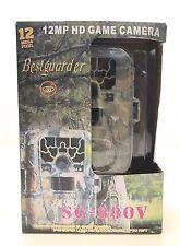 Bestguarder SG-880V HD Game and Trail Camera 12MP 1080P IP66 - 75 Foot Range