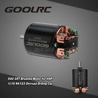 GoolRC 540 35T Brushed Motor for HSP 1/10 94123 On-road Driting Car RL65