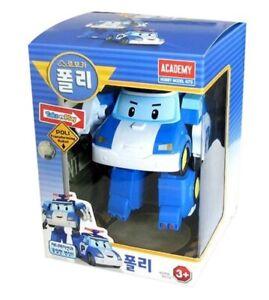 Robocar Poli Police POLI Robot Transformer Car Toy Figure Action Korean TV