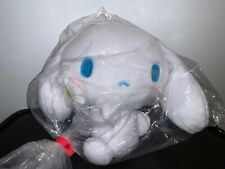 Furyu Sanrio Cinamoroll Daisy Flower Sad Plush Mascot