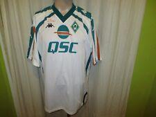 """Werder Bremen Kappa Junior Spieler/Matchworn Trikot 2000/01 """"QSC"""" + Nr.20 Gr.XL"""