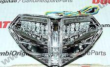 LED integrated rear brake stop tail light Ducati 1098 848 1198 07 08 09 10 11