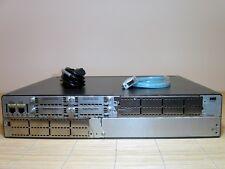 Cisco 2821-V/K9 Router + PVDM2-32 VoIP Voice Bundle