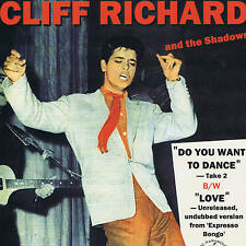 CLIFF RICHARD & THE SHADOWS - DO YOU WANT TO DANCE (alt) / LOVE - NEW USA REPRO